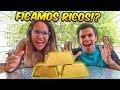 A GENTE NÃO ESPERAVA POR ISSO! - ENIGMA DE OURO - KIDS FUN