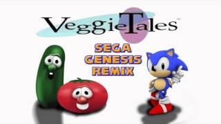 VeggieTales Theme Song Sega Genesis Remix (Normal)