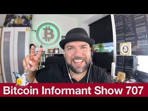 #707 China Kampfgegen Bitcoin Mining, Finanzsystem Bitcoin Übernahme &Krypto Handel Schwindel