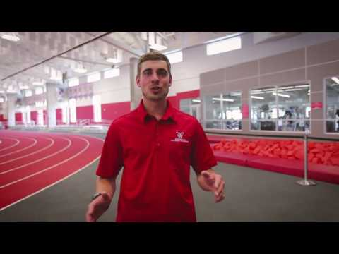 Discover Campus  Mountaineer Field House