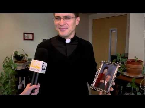 Jesuit Father Scott Santarosa, Pastor of Dolores Mission Parish in Los Angeles