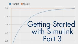 Getting Started with Simulink, Pąrt 3: How to View Simulation Results