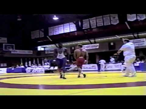 2000 Senior Greco National Championships: Unknown vs. Josh Powell