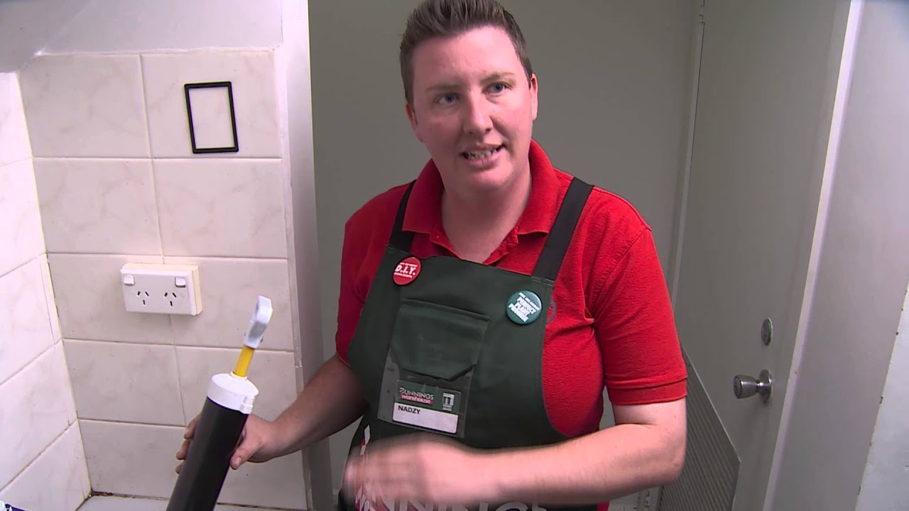 How To Unblock A Sink Drain - DIY At Bunnings - YouTube