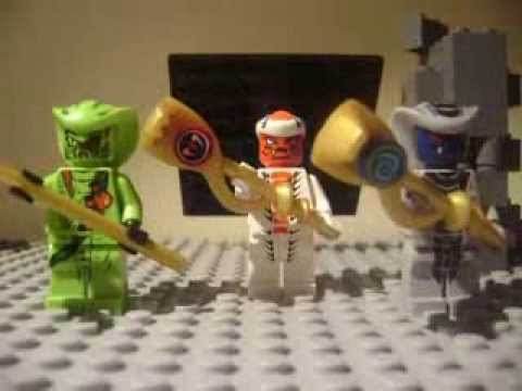 lego ninjago battle part 4