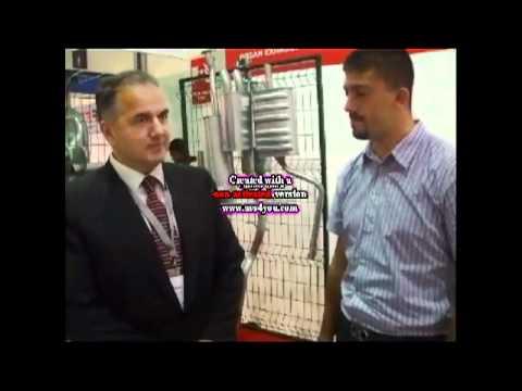 EGSAN EXHAUST SYSTEMS DUBAI AUTOMECHANIKA 2012 STAND 1.avi