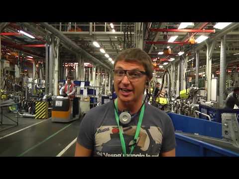 Завод Volkswagen в Калуге. Пошли ВНУТРЬ!