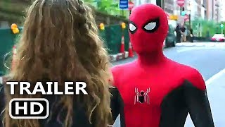 SPIDER MAN FAR FROM HOME Never Doing That Again Trailer (NEW 2019) Marvel Movie HD