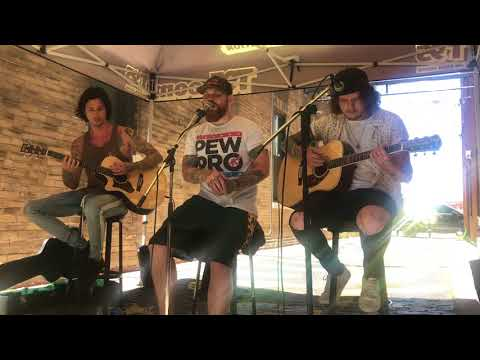 Alone In A Room (Acoustic) - Asking Alexandria