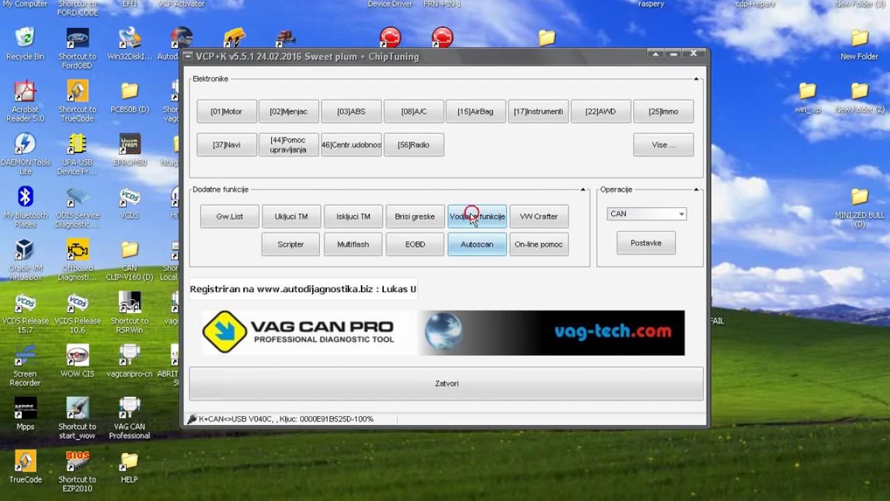 vag can pro 5 5 1 063 983 658 youtube. Black Bedroom Furniture Sets. Home Design Ideas