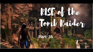 Lets play Rise of the Tomb Raider Teil 35: Horden an Unsterblichen