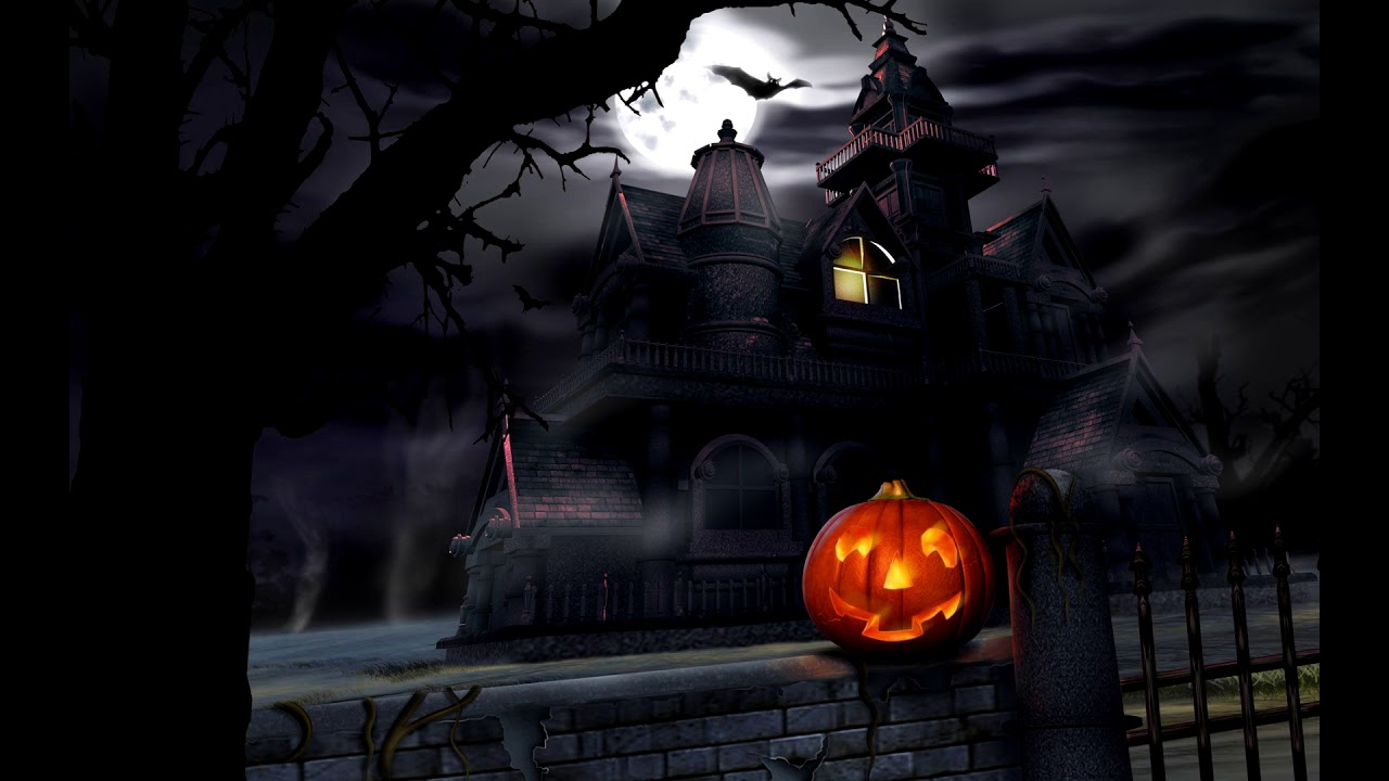 Halloween Background Music | Instrumental Music for Games ...