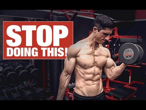 Stop Doing Dumbbell Bicep Curls Like This!