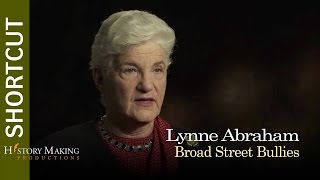 Lynne Abraham on Broad Street Bullies