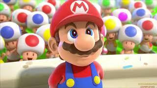 Mario + Rabbids Kingdom Battle - Intro Cutscene