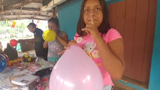 Calláte Emely ya no sigas grabando mejor, habla algo de la gente!!!. Cumpleaños de Gustavito. Parte2 thumbnail