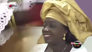RUBRIQUE - invitée : MARIE NGONÉ NDIONE dans Yeewu Leen du 13 Novembre 2018