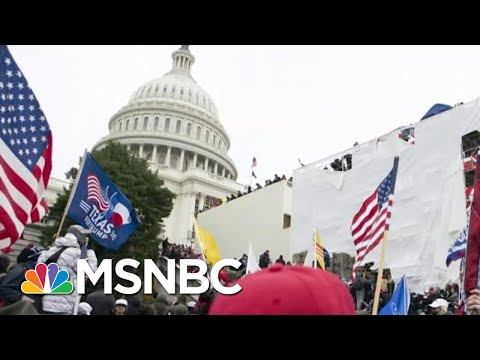Capitol Riot 'More Sinister And Dangerous' As Time Goes On   MTP Daily   MSNBC