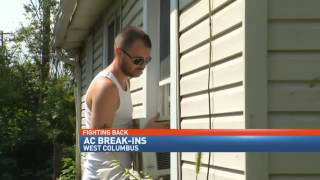 Thieves Using Window AC Units to Break Into