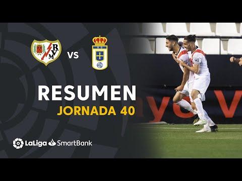 Vallecano Oviedo Goals And Highlights