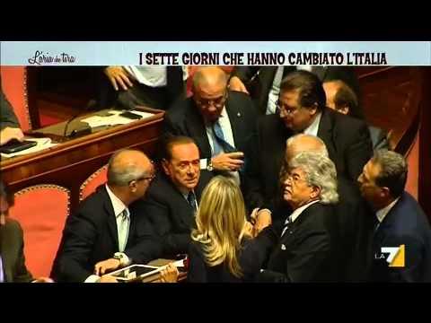 I sette giorni che hanno cambiato l'Italia