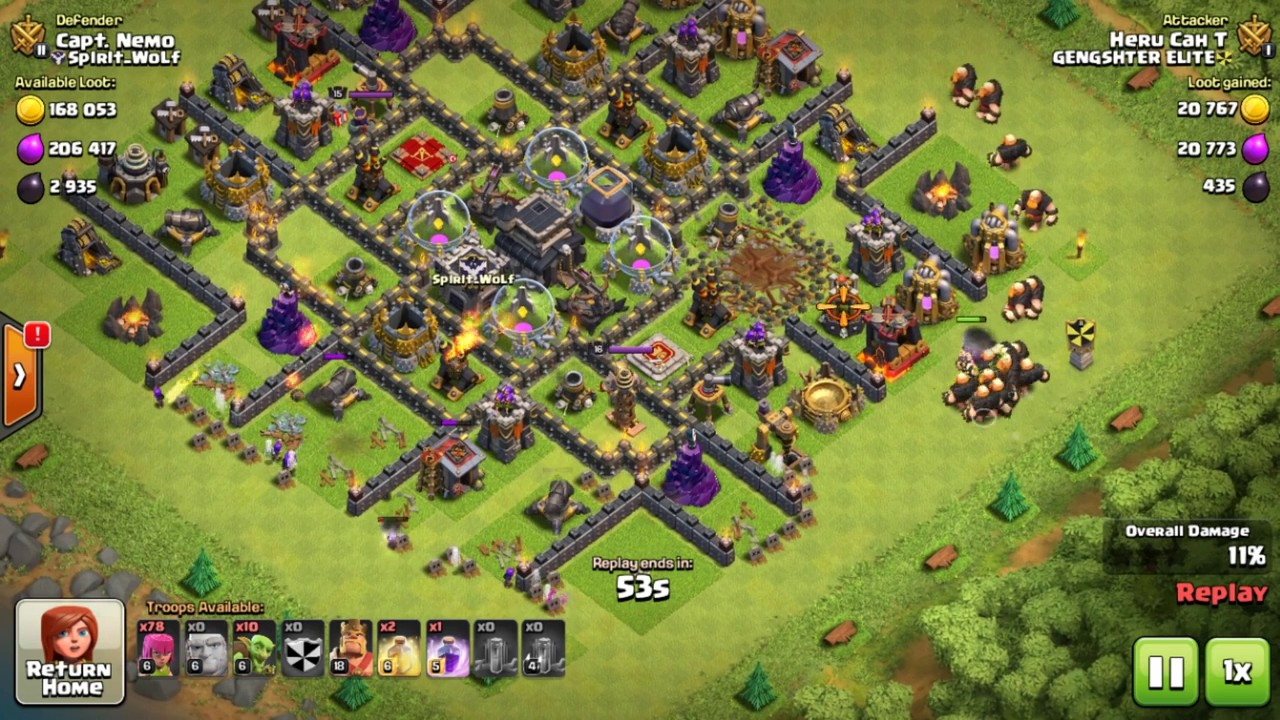 Th9 dark elixir farming giants archer and goblin get the de th9 dark elixir farming giants archer and goblin get the de clash of clans publicscrutiny Image collections