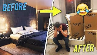 The most savage room mate prank ever *taken too far*