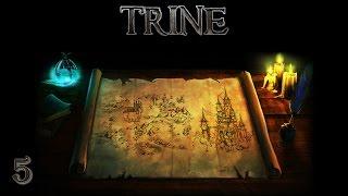 Trine - кооператив - серия 5 [Гл.5: Кристальные пещеры]