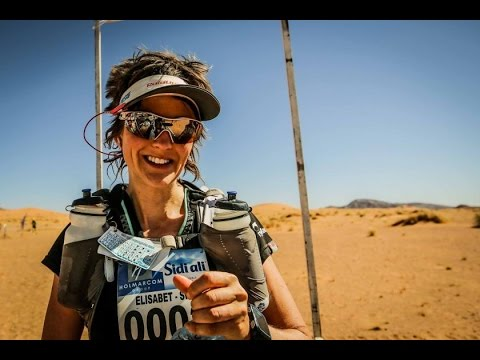 Interview with Ultramarathon superstar Elisabet Barnes