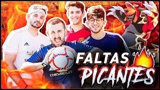 LAS FALTAS PICANTES CHALLENGE ft. Spursito x Vituber x Victor.