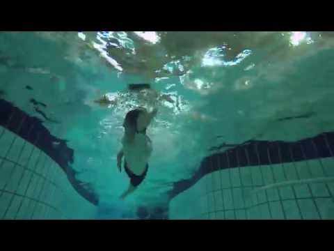 Racestrong Tri club Underwater analysis