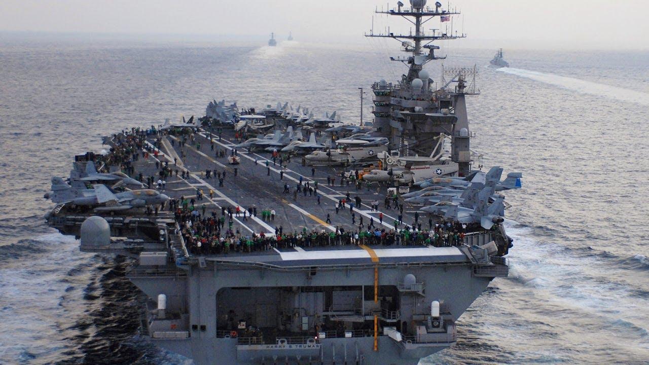 Resultado de imagen para USS Harry S. Truman