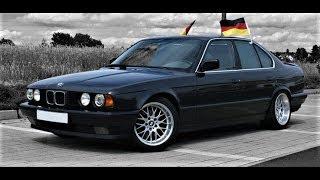 Восстановление BMW E34, ЖЕСТКАЯ ГНИЛЬ !