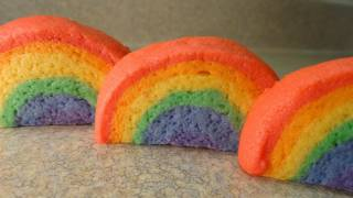 How To Make Rainbow Cookies -with Yoyomax12