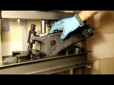 Installing Lower Control Arm Bushings Tips/Tricks Thorough Hyundai Santa Fe 2001-2006