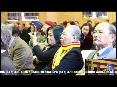 Le Gio Co TT Ngo Dinh Diem lan thu 54 va Ngay Thanh Lap VNCH 2017 tai Dorchester
