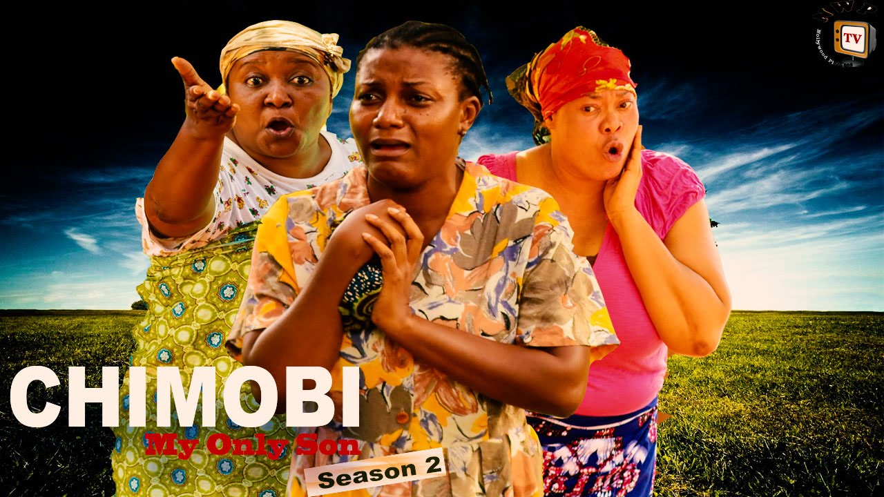 Download Chimaobi The  Only Son 2    - 2015 Latest Nigerian Nollywood  Movie