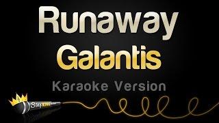 Galantis - Runaway (U & I) (Karaoke Version) Mp3