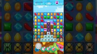 Candy crush Soda Saga Level 1045