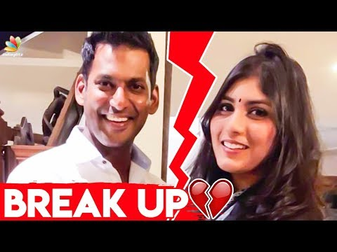 Vishal Wedding Called Off? Anisha Alla Reddy I Latest Tamil Cinema News