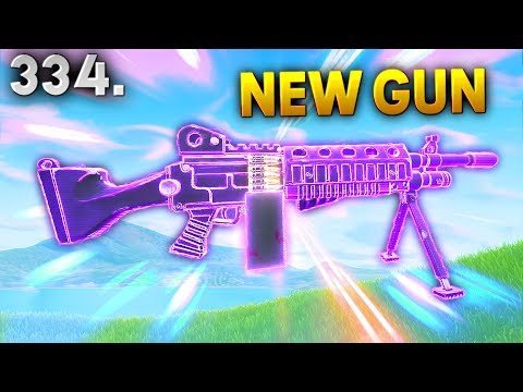 WHY NEW MACHINE GUN IS OP..!! Fortnite Daily Best Moments Ep Fortnite Battle Royale Funny Moment
