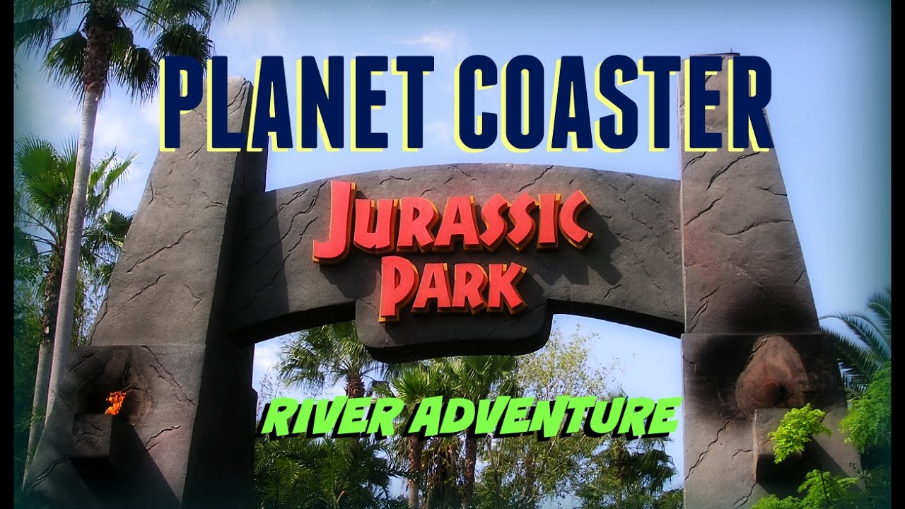 Planet Coaster Islands Of Adventure