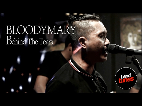 Bloodymary - Behind the tears | Bandtunes Live Outshow #1