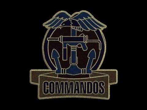 Commandos Behind Enemy Lines 1 часть