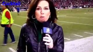 Texans coach Gary Kubiak collapses along sideline on ESPN 2013 HD