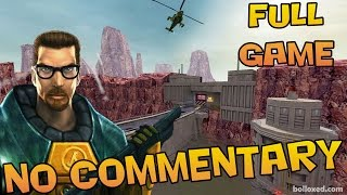 Half-Life Source - Full Game Walkthrough
