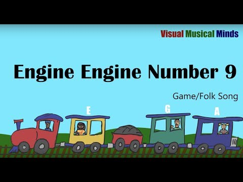 Engine Engine Number 9 ~Visual Musical Minds~