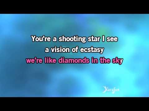 Karaoke Diamonds - Rihanna