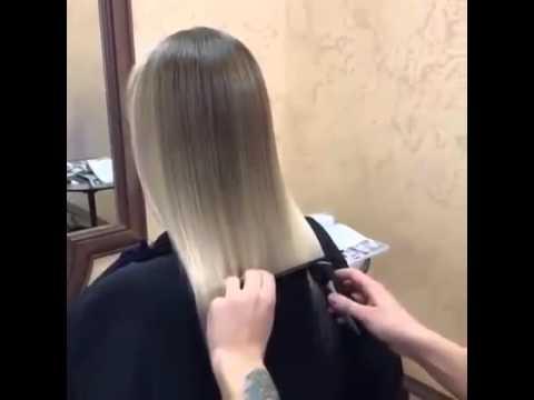 تعلمي قص الشعر بمكنة الحلاقة الكهربائية بسهولة Youtube