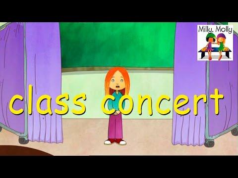 Milly Molly | Class Concert | S2E5